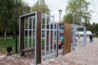 Остановочный павильон возле сквера Студенченский, Фото: 6
