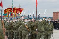 В Туле прошла первая репетиция парада Победы: фоторепортаж, Фото: 17