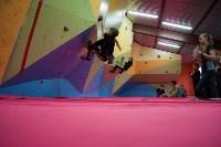 Соревнования на скалодроме среди детей, Фото: 32