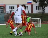 Футбольный матч в День города, Фото: 27