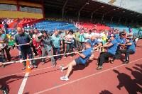 II этап «Спортивного марафона».1 августа 2015, Фото: 21