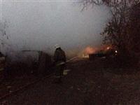 В Пролетарском районе сгорел дом, Фото: 3