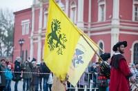 Средневековые маневры в Тульском кремле. 24 октября 2015, Фото: 26
