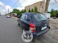Серьезное ДТП на Зеленстрое: водитель «девятки» от удара вылетел из машины, Фото: 2