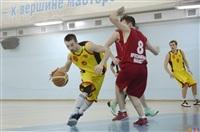 БК «Тула» дважды уступил баскетболистам Ярославля, Фото: 26