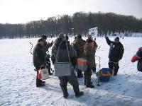 Соревнования по зимней рыбной ловле на Воронке, Фото: 37