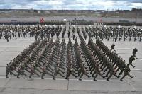 Репетиция Парада Победы в подмосковном Алабино, Фото: 6