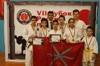 Щекинские каратисты на Всероссийском турнире, Фото: 2