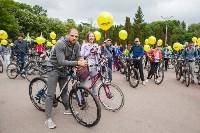 В Туле прошел большой велопарад, Фото: 56