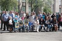 В Туле ветеранов развлекали рок-исполнители, Фото: 1