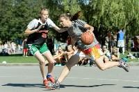 В Центральном парке Тулы определили лучших баскетболистов, Фото: 5