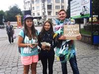 Туляков призывают жить без пластиковых пакетов, Фото: 2
