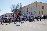 1 мая в Туле прошло шествие профсоюзов, Фото: 61