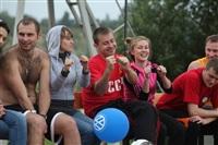 Второй открытый областной турнир по пляжному волейболу на призы администрации Ленинского района, Фото: 11