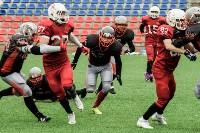 Матч по американскому футболу между «Тарантула» и «Витязь», Фото: 50