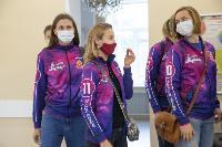 "Волейболистки ""Тулицы"" сделали прививки от гриппа, Фото: 3"