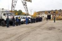 Всероссийская тренировка по ГО в Туле, Фото: 12