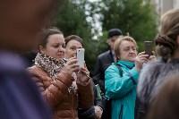 Алексей Дюмин посетил дом в Ясногорске, восстановленный после взрыва, Фото: 5