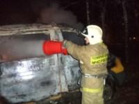 Ночные поджоги автомобилей в Туле и в Щекино. 24.10.2014, Фото: 5