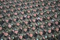 Репетиция Парада Победы в подмосковном Алабино, Фото: 110