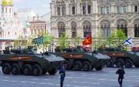 Тульская делегация побывала на генеральной репетиции парада Победы в Москве, Фото: 18