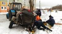 """В Туле вмерзла в лед """"Лада"""", Фото: 11"""