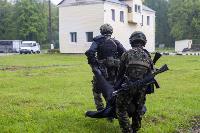 В Туле спецподразделения ОМОН и СОБР провели учения, Фото: 31