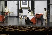 Репетиция в Тульском академическом театре драмы, Фото: 18