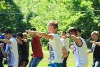 Тульский ОМОН провел боевую подготовку школьников, Фото: 3