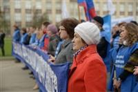 Митинг на площади Искусств, Фото: 8