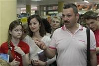 Юрий Вяземский на встрече с читателями, Фото: 8