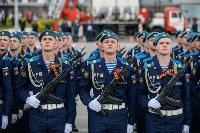 Генеральная репетиция Парада Победы, 07.05.2016, Фото: 87