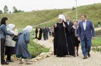 Освящение купелей в честь святой блаженной Матроны Себинской-Московской, Фото: 6