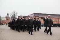 Митинг сотрудников ОВД в Тульском кремле, Фото: 85
