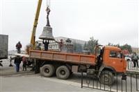 Колокола для колокольни Успенского монастыря, Фото: 4