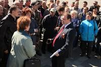 """Митинг ООО """"ЖКУ"""" г. Тулы 6 мая 2015 года, Фото: 9"""