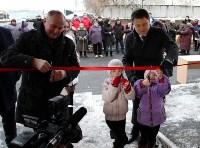 Владимир Груздев вручил ключи от квартир новоселам из Донского , Фото: 12