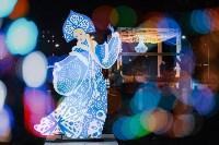 Как украсили Тулу к Новому году, Фото: 31