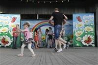 """""""Буги-вуги попурри"""" в Центральном парке. 18 мая 2014, Фото: 5"""