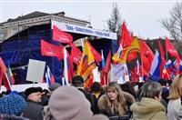 В Туле прошел митинг в поддержку Крыма, Фото: 16