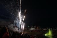Шоу фонтанов на Упе. 9 мая 2014 года., Фото: 31