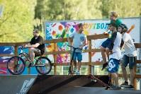 В Туле открылся первый профессиональный скейтпарк, Фото: 11