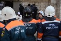 У дома, поврежденного взрывом в Ясногорске, демонтировали опасный угол стены, Фото: 10
