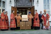 В Тульскую область прибыл ковчег с мощами новомучеников и исповедников Российских, Фото: 60