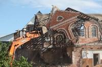 Демонтаж незаконных цыганских домов в Плеханово и Хрущево, Фото: 42