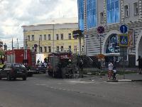 Из ТЦ «Утюг» в Туле эвакуировали людей, Фото: 5