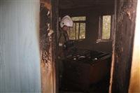 Пожар в бывшем профессиональном училище, Фото: 14