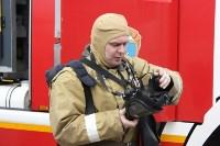 Тульские пожарные обучили таможню  бороться с огнём, Фото: 6