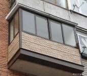 Успейте заказать отделку балкона и новые окна до холодов, Фото: 1