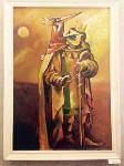 выставка тульского художника, пропавшего в Кармадоне с Сергеем Бодровым, Фото: 12